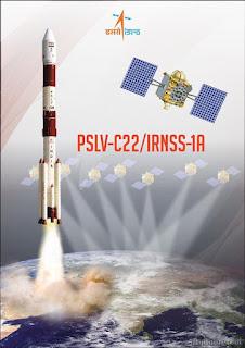 PSLV-C22