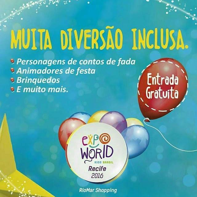ExpoKids Brasil no RioMar Recife