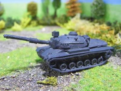 German M48A2G2 Tank