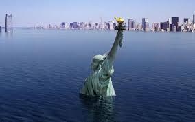El nivel del mar esta subiendo aceleradamente.