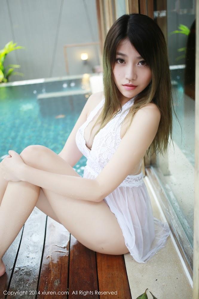 XIUREN No.185 yuzheng Sabrina [61P/261MB] - idols