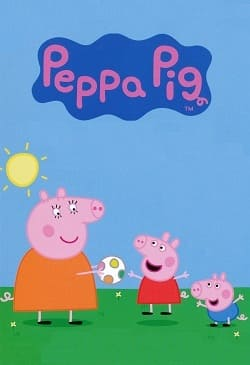 Peppa Pig - 1ª Temporada Desenhos Torrent Download capa