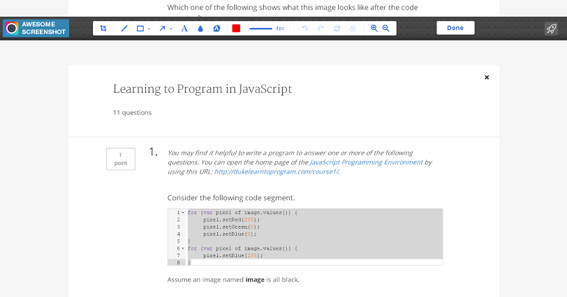 Coursera Courses: Answers To Coursera Learning To Program In