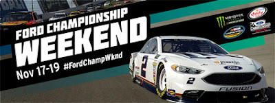 #NASCAR Schedule for the Season Finale at Homestead-Miami