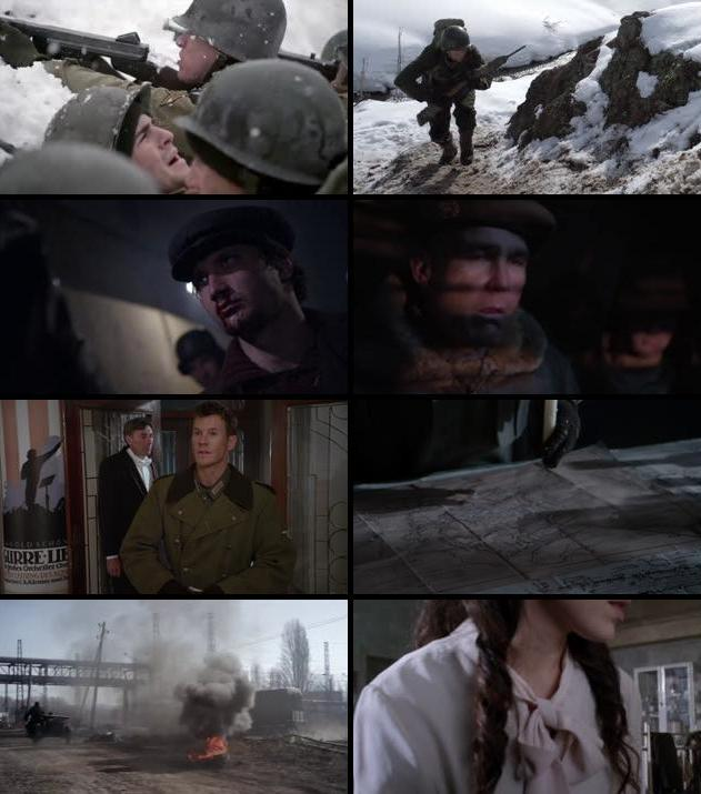 Company of Heroes 2013 Dual Audio Hindi 480p BRRip