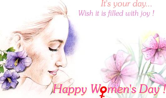 Happy WOmen's Day Speech & Quotes