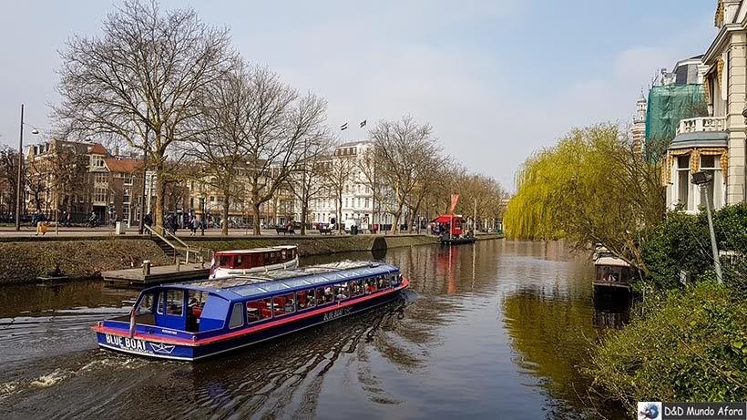 Canais de Amsterdam - O que fazer em Amsterdam: 28 atrativos
