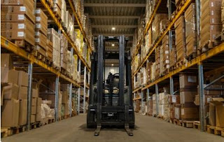 Various Kinds of Material Handling Equipment (MHE) Utilized in Warehouse