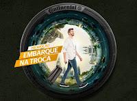 Promoção Embarque na Troca Continental embarquenatroca.com.br