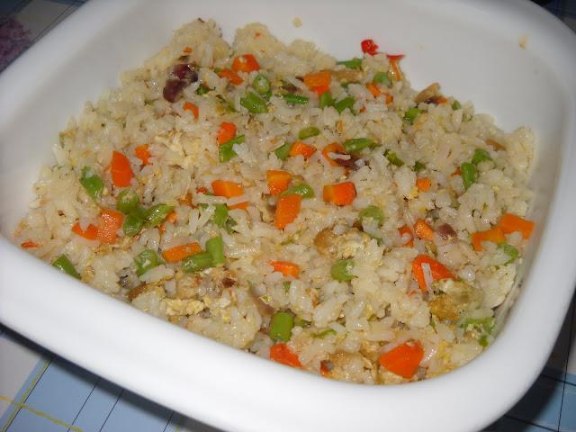 resepi nasi goreng cina