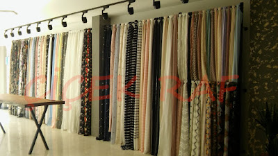 tekstil sektöründe kullanılan raf sistemleri