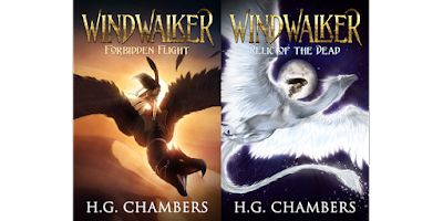 Download the WINDWALKER series by H.G. Chambers on Amazon!