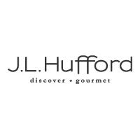 J.L. Hufford discover gourmet - logo