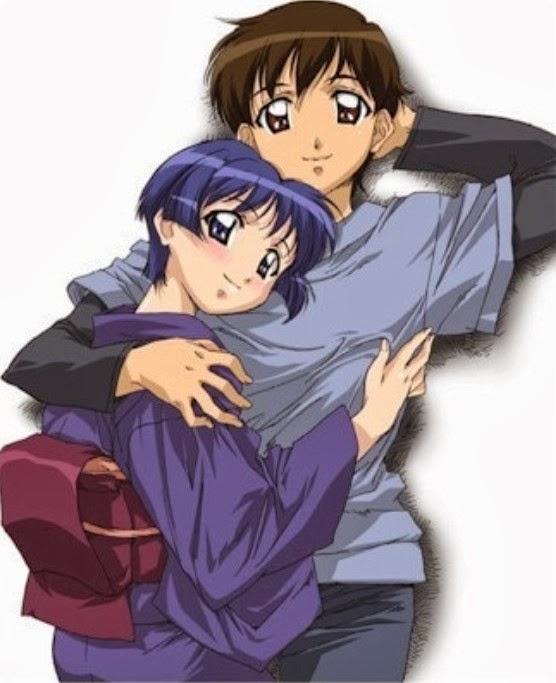 藍より青し  -    Ai Yori Aoshi  -     Bluer Than Indigo   -     藍より青し~縁~   -  A i Yori Aoshi: Enishi   -     Bluer Than Indigo: Fate