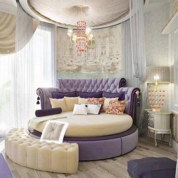 Dormitorios elegantes de ensue o ideas para decorar Dormitorios de ensueno