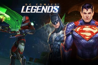 Download Dc Legends: Battle For Justice V1.21.2 Mod Apk (High Damage)