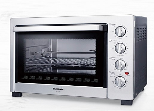 Panasonic Electric Oven NB-H3800SSK