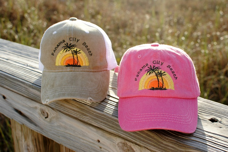 DIY Custom Embroidery on Hats