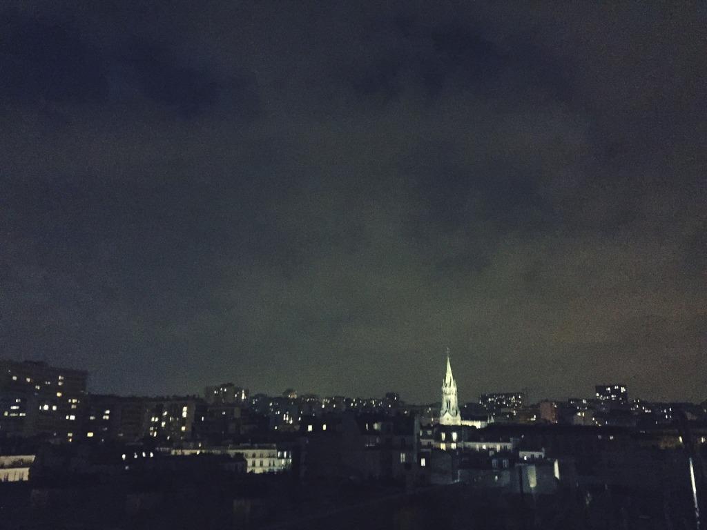 Rooftop View Le Perchoir