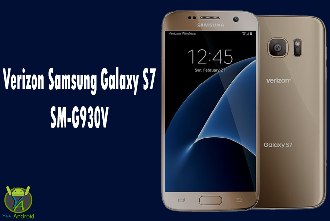 Download G930VVRU4API3 | Galaxy S7 (Verizon) SM-G930V