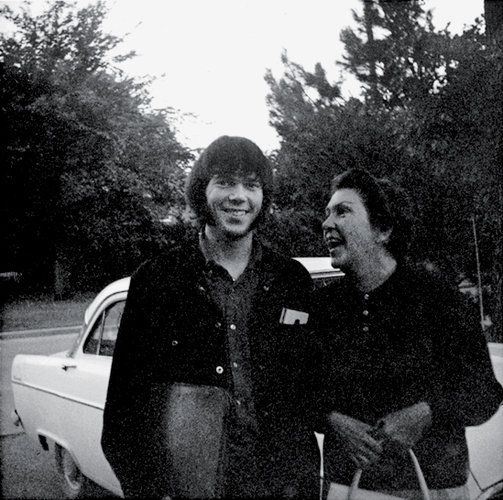 Neil und Rassy Young