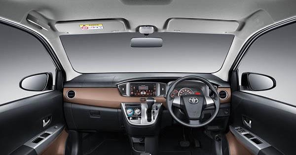 Grand New Veloz 2016 Kekurangan Avanza 1.3 Perbedaan Interior Astra Toyota Calya Tipe E Dan G Di ...