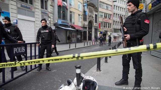 Η Τρομοκρατία «αρωγός» στην εσωτερική νομιμοποίηση του καθεστώτος Ερντογάν