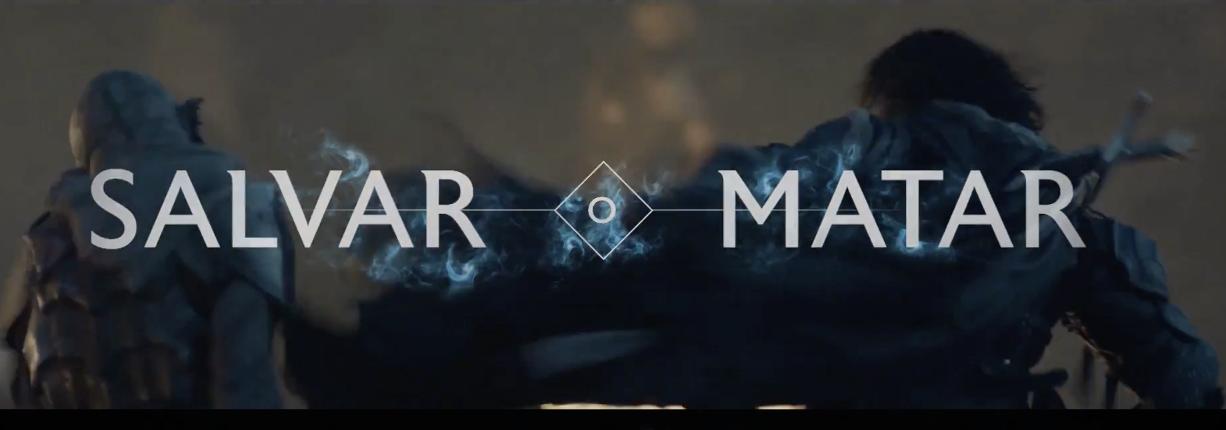 Compartido vídeo interactivo de La Tierra Media: Sombras de Guerra
