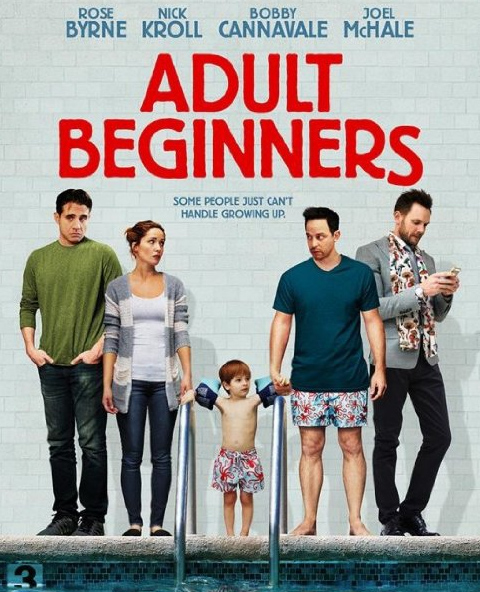 Review film bioskop. Adult Beginners (2014)