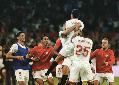 Crónica Sevilla FC 1 - UD Las Palmas 0