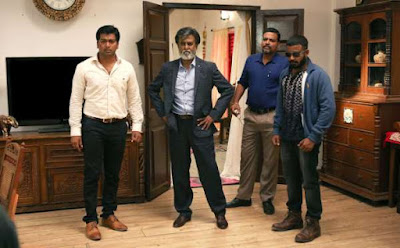 Kabali Collected $1.5 Million from Paid Preview Shows on 21st Night in USA