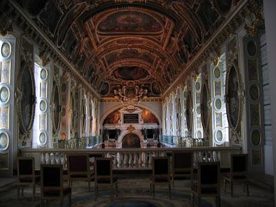 capilla de fontainebleau