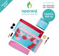 Dusdusan Noorani Ammara Hijab Set ANDHIMIND