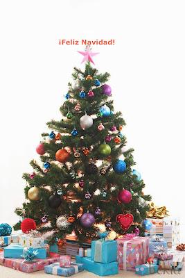 EL COLOR COMUNICA Significado del ARBOL de Navidad adornos y colores