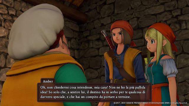 Dragon Quest XI: Echi di un'era perduta | Square Enix - Recensione