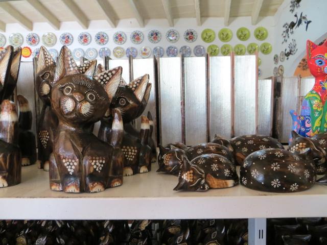 Manacor Ceramics Mallorca Cats
