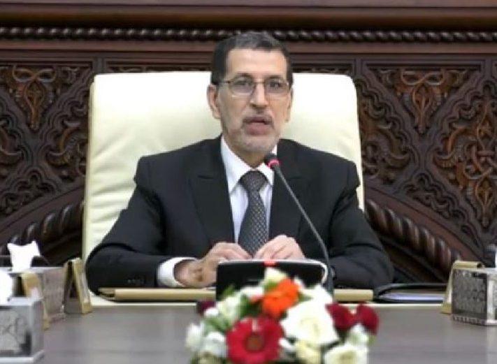 العثماني يترأس مجلسا للحكومة يوم غد الخميس