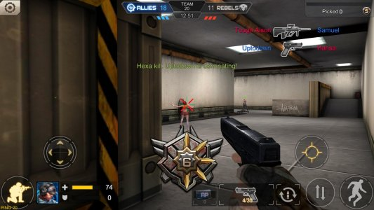 5 Rekomendasi Game Android Online-Multiplayer Terbaik