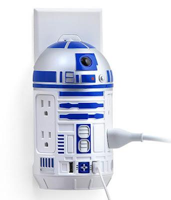 R2-D2 AC / USB Power Station