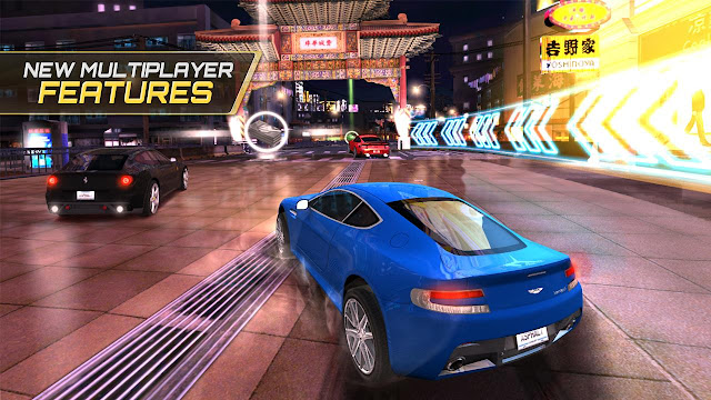Download Asphalt 7 Heat mod Full Apk Data update baru