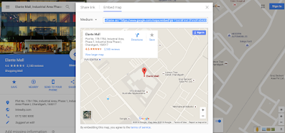 4 Easy steps to Embed Google maps to website