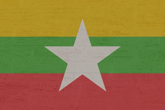 Profil informasi negara Myanmar