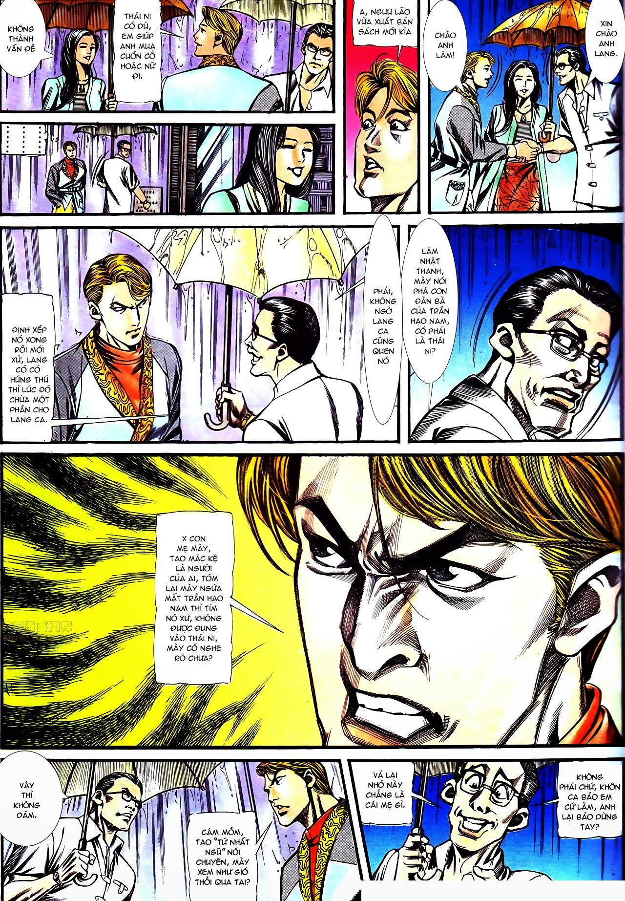 Người Trong Giang Hồ chapter 124: thập tam muội trang 15