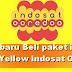 Cara Terbaru Beli Paket Yellow tidak dari akses *123#