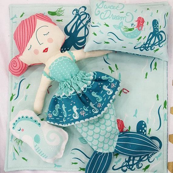 Five Favorite Etsy Stores- For Mermaids - Sunshine Guerrilla