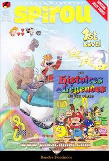 histoires & légendes du jeu vidéo, numéro 4074