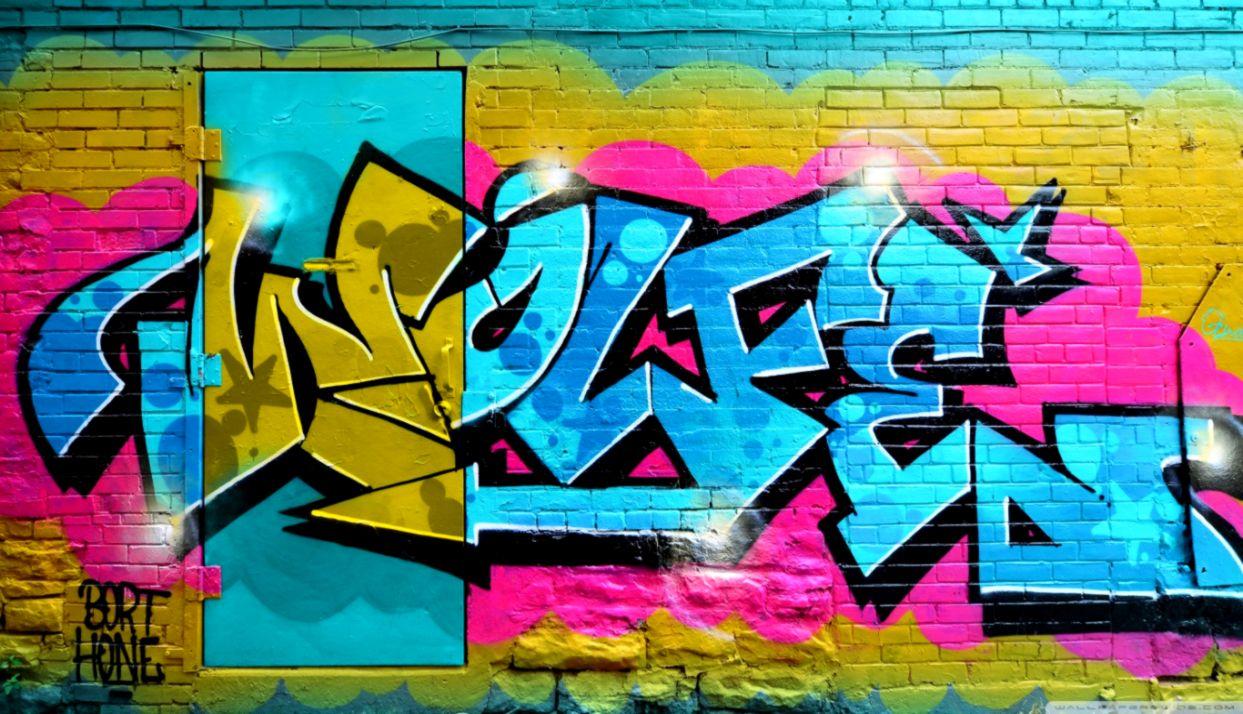 Graffiti Art ❤ 4K HD Desktop Wallpaper for 4K Ultra HD TV • Wide