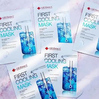Mua mặt nạ Cell Fusion C First Cooling Mask giá bao nhiêu
