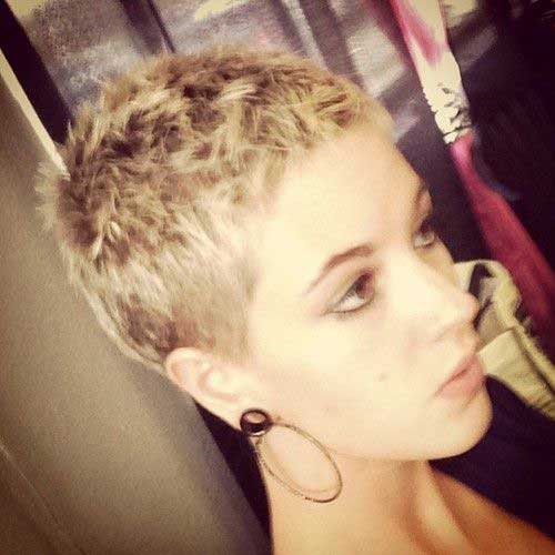 Latest Six Very Short Haircut For Girls
