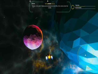 Constellation Distantia PC Game Free Download